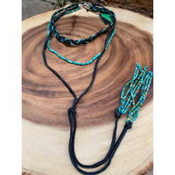 Esmeralda in African Turquoise (Backordered, please allow extra time)