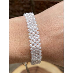 Crystal Thin Cuff