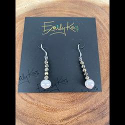 Pyrite Pearl Drop